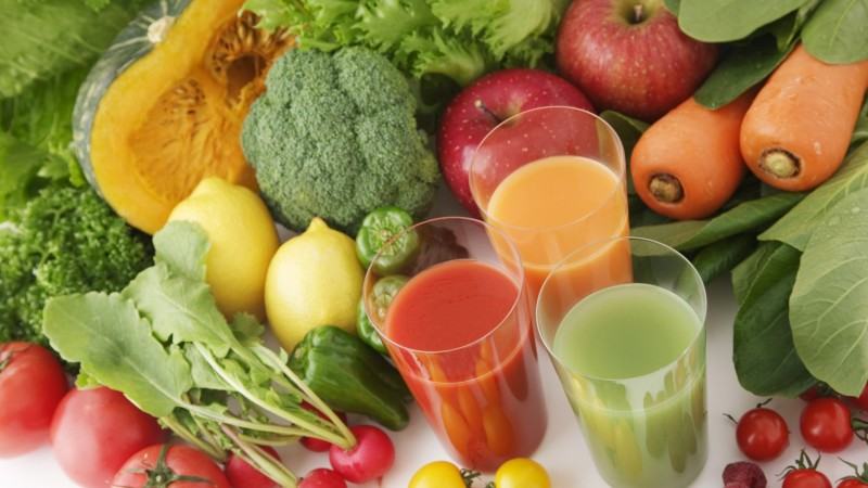What are the best juice recipes for detoxing?